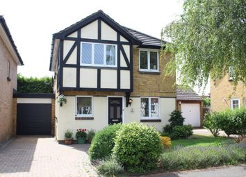Thumbnail 4 bed detached house for sale in Loosen Drive, Maidenhead