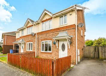 Thumbnail 3 bed semi-detached house to rent in Manorwood Drive, Whiston, Prescot