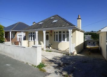 Thumbnail 3 bedroom detached bungalow to rent in Greatfield Road, Plymouth