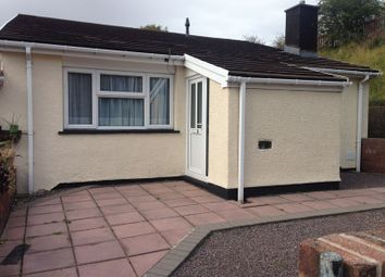 Thumbnail 2 bedroom semi-detached bungalow for sale in Ystrad Deri, Dukestown, Tredegar