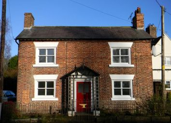 Thumbnail 3 bed cottage to rent in Nantwich Road, Broxton, Chester