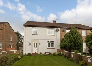 Thumbnail 3 bedroom semi-detached house for sale in Dalmilling Crescent, Ayr, South Ayrshire