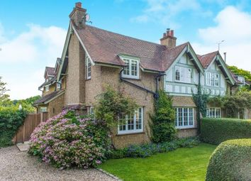Thumbnail 3 bed semi-detached house for sale in West Horsley, Surrey