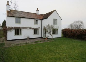 Thumbnail 3 bed detached house to rent in The Green, Hickling, Melton Mowbray