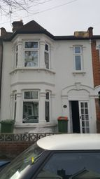 Thumbnail 4 bed terraced house to rent in Shoebury Road, London