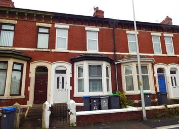 Thumbnail 2 bed terraced house for sale in St. Albans Road, Blackpool, Lancashire