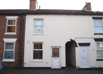 Thumbnail 2 bed terraced house for sale in Long Street, Burton-On-Trent, Staffordshire