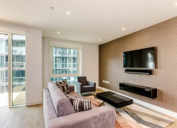 Thumbnail 1 bed flat for sale in Meridian House, Juniper Drive, Battersea