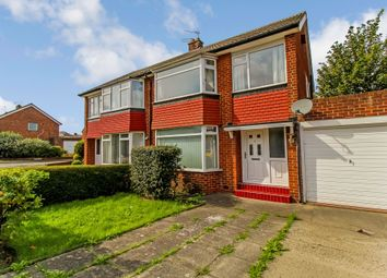 Thumbnail 4 bedroom semi-detached house to rent in Redesdale Avenue, Newcastle Upon Tyne