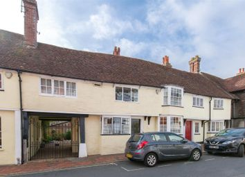 Thumbnail 3 bed semi-detached house for sale in Southover High Street, Lewes