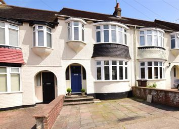 Thumbnail 3 bed terraced house for sale in Jackson Avenue, Rochester, Kent