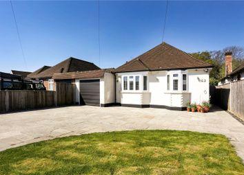 Thumbnail 3 bed detached bungalow for sale in Watersplash Road, Shepperton, Surrey