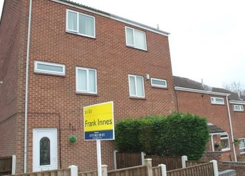 Thumbnail 3 bed property to rent in Ashwell Gardens, Nottingham