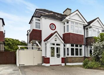 Thumbnail 4 bed semi-detached house for sale in Pine Avenue, West Wickham, Kent, .