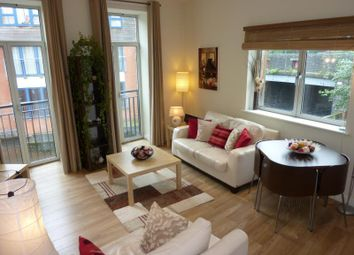 Thumbnail 2 bed flat to rent in Holliday Wharf, 17 Waterfront Walk