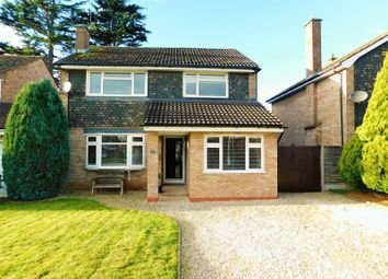 Thumbnail 3 bed detached house for sale in Glastonbury Close, Hillcroft Park, Stafford