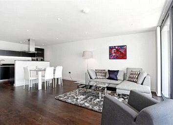 Thumbnail 3 bed flat to rent in Lambarde Square, Greenwich, London