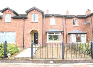 Thumbnail 3 bed terraced house to rent in Ballyhamage, Doagh, Ballyclare
