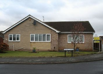 Thumbnail 3 bed detached bungalow for sale in Ascot Close, Mexborough