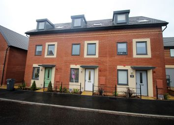 Thumbnail 3 bed terraced house for sale in Elmores Well Avenue, Exeter