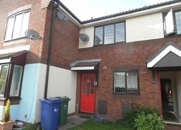 Thumbnail 2 bed terraced house to rent in Van Gogh Close, Cannock
