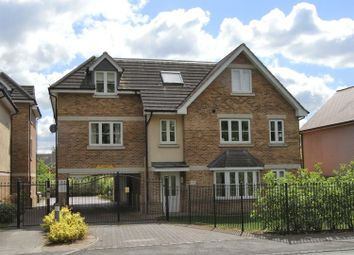 Thumbnail 2 bed flat for sale in Church Road, Addlestone