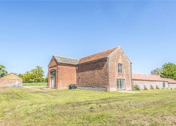 Thumbnail 5 bed barn conversion for sale in Grove Farm Barns, Roughton Road, Felbrigg, Norwich