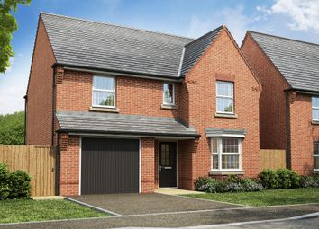 "Thumbnail 3 bed detached house for sale in ""Stoneleigh"" at Hurst Lane, Auckley, Doncaster"