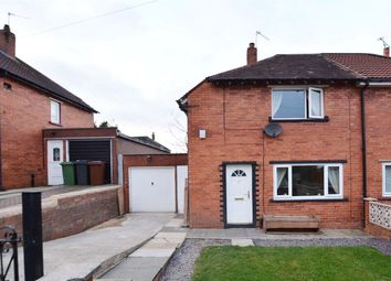 Thumbnail 2 bed semi-detached house for sale in Westdale Road, Pudsey, West Yorkshire