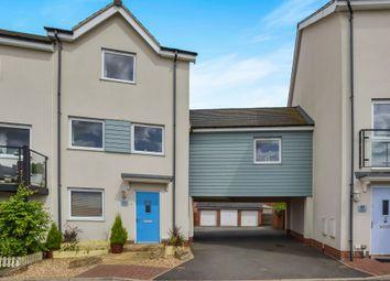Thumbnail 3 bed semi-detached house for sale in Skye Crescent, Newton Leys, Milton Keynes