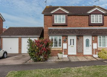 Thumbnail 2 bedroom semi-detached house for sale in 12A Rubens Gate, Chelmsford, Essex