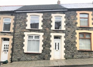 Thumbnail 3 bed terraced house to rent in Graigwen Road, Porth