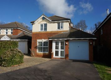 Thumbnail 3 bed detached house for sale in Nash Green, Staplegrove, Taunton