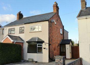 Thumbnail 2 bed semi-detached house to rent in Bellars Lane, Malvern