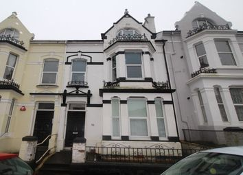 Thumbnail 6 bed terraced house to rent in Beaumont Road, Plymouth