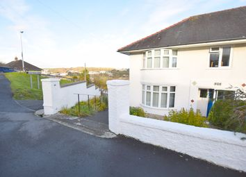 Thumbnail 3 bed semi-detached house for sale in Penparcau Road, Aberystwyth