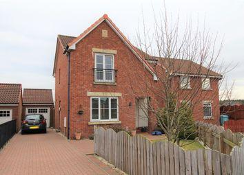 Thumbnail 3 bed detached house for sale in Kestrel Court, Coatbridge