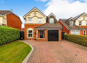 Thumbnail 3 bed detached house for sale in Newby Farm Crescent, Scarborough