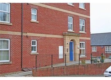 Thumbnail 3 bed flat to rent in Popham Close, Tiverton
