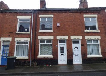 Thumbnail 2 bed terraced house for sale in Newfield Street, Tunstall, Stoke-On-Trent