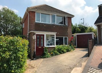 Thumbnail 3 bed detached house for sale in Henley Drive, Highworth, Swindon