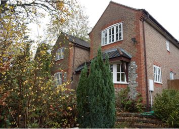 Thumbnail 4 bed detached house for sale in Osborne Road, Crowborough