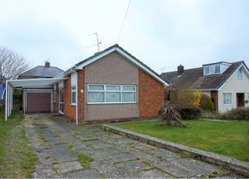 Thumbnail 3 bed detached bungalow for sale in Bron Castell, Denbigh