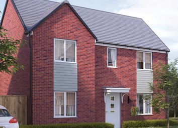 Thumbnail 4 bedroom detached house for sale in Pemberton Road, West Bromwich