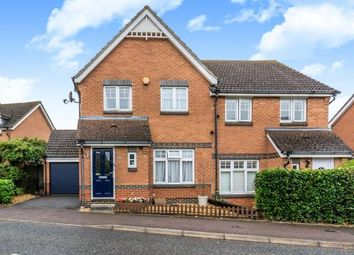 Thumbnail 3 bed semi-detached house for sale in Merritt Gardens, Chessington, Surrey