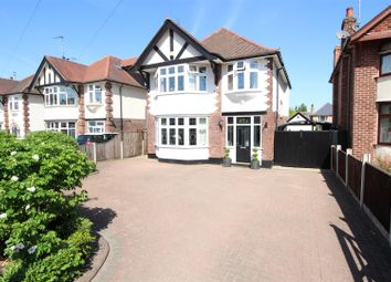 Thumbnail 4 bed detached house for sale in Derby Road, Bramcote, Nottingham