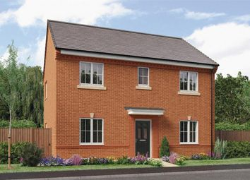 "Thumbnail 4 bed detached house for sale in ""Buchan Da"" at Honeywell Lane, Barnsley"