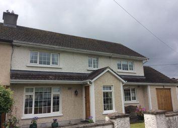 Thumbnail 5 bed semi-detached house for sale in 51 Newpark Lower, Kilkenny, Kilkenny