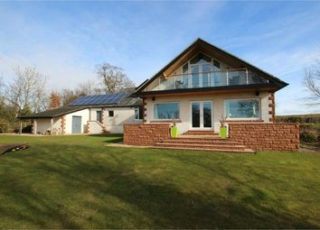 Thumbnail 5 bed detached house for sale in Castle View, Ivegill, Carlisle, Cumbria