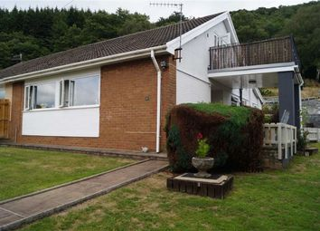 Thumbnail 3 bed semi-detached bungalow for sale in John Street, Mountain Ash